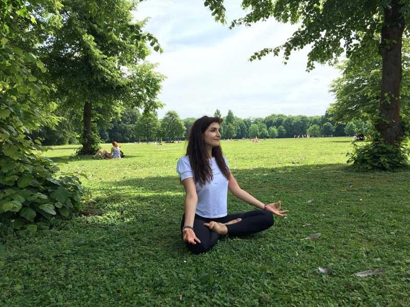 Almanya'da Yoga Eğitmenliği