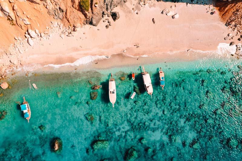 Suluada özel tekne turu